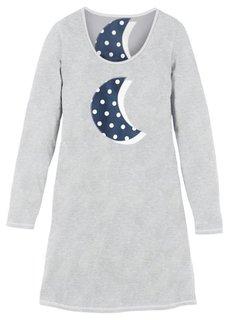Ночная рубашка (нейви/звезды) Bonprix