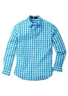 Рубашка (темно-красный/белый в клетку) Bonprix