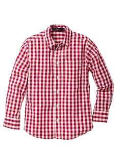 Рубашка (нежно-бирюзовый/белый в клетку) Bonprix