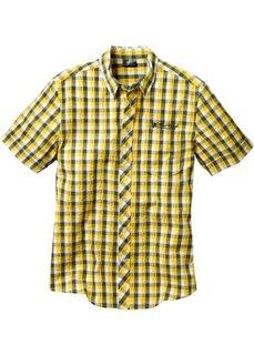 Клетчатая рубашка (красный/синий/белый в клетку) Bonprix