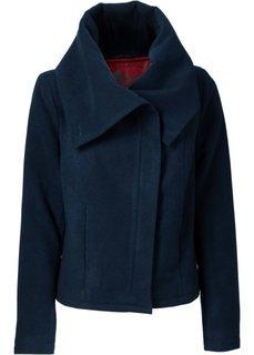 Короткое пальто (цвет белой шерсти) Bonprix