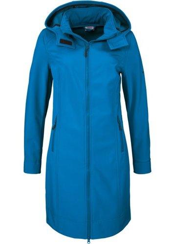 Куртка-стретч софтшелл (зеленый океан)