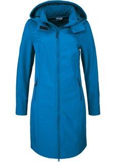 Куртка-стретч софтшелл (зеленый океан) Bonprix
