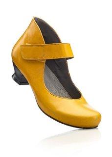 Туфли (серый с узором) Bonprix
