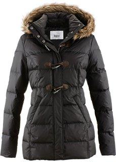 Стёганая куртка (легкий пух) (кленово-красный) Bonprix