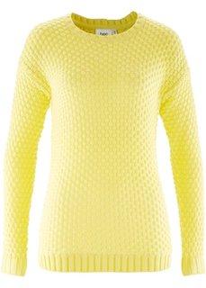 Пуловер (новый хаки) Bonprix