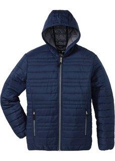 Стеганая куртка Regular Fit (дымчато-серый) Bonprix