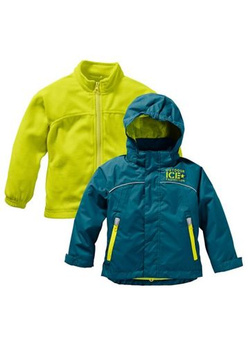 Куртка, разм. 80-122 (капри-синий в клетку)