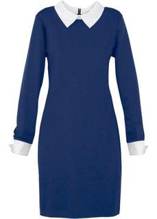 Платье (синий/белый) Bonprix