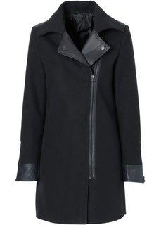 Пальто (королевский синий/черный) Bonprix