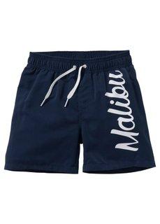 Купальные шорты для мальчиков (омаровый) Bonprix