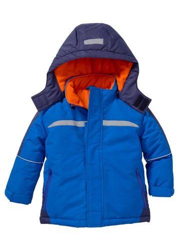 Зимняя куртка, Размеры  80/86-128/134 (цвет фуксии)