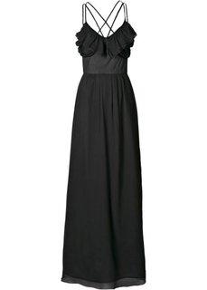 Макси-платье (красный чили) Bonprix