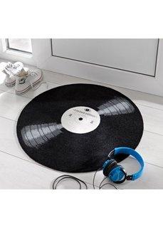 Грязезащитный коврик Пластинка (черный) Bonprix