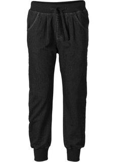 Спортивные джинсы (темно-синий) Bonprix