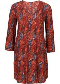 MUST-HAVE: платье (цвет белой шерсти в цветочек) Bonprix