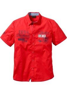 Рубашка (оливковый) Bonprix