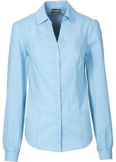 Блузка (черный/белый в горошек) Bonprix
