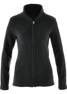 Флисовая куртка (пионовый) Bonprix