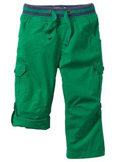 Закатывающиеся брюки-карго (антрацитовый) Bonprix