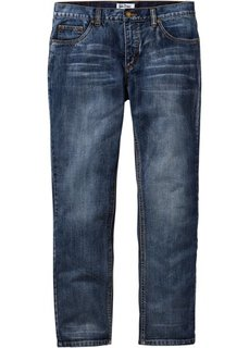 Джинсы Regular Fit Straight, cредний рост (N) (синий) Bonprix