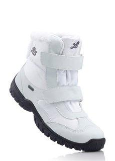 Зимние ботинки (черный) Bonprix