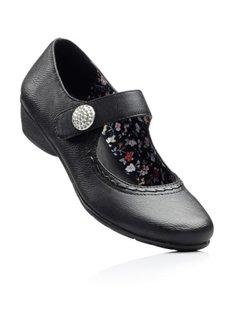 Туфли Мэри Джейн (бурый) Bonprix