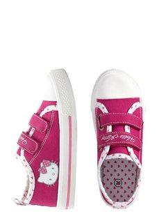Кроссовки (горячий ярко-розовый) Bonprix