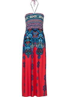 Платье (черный/оранжевый) Bonprix