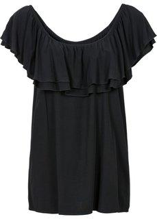 Стильная блузка (цвет белой шерсти) Bonprix