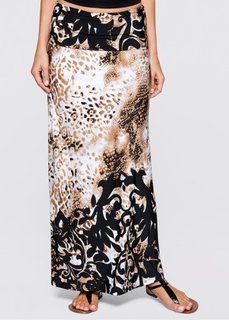 Макси-юбка (коричневый/различные расцветки) Bonprix