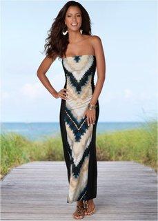 Платье (черный/различные расцветки) Bonprix