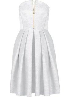 Корсажное платье от Marcell von Berlin for bonprix (черный)