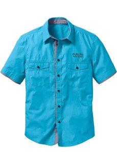 Рубашка (индиго) Bonprix
