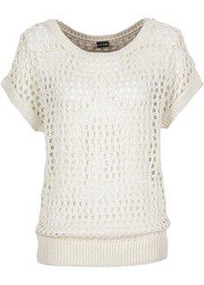 Пуловер (оливковый) Bonprix