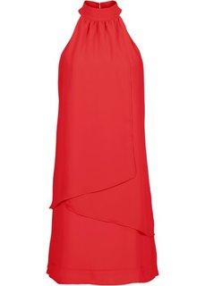 Платье (абрикосовый) Bonprix
