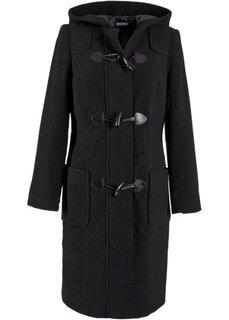 Пальто (серый меланж) Bonprix
