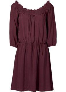 Платье (сине-зеленый матовый) Bonprix