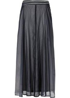 Макси-юбка (зеленый киви) Bonprix