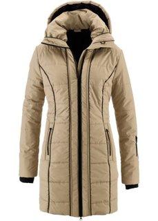 Функциональная куртка (серебристый матовый) Bonprix
