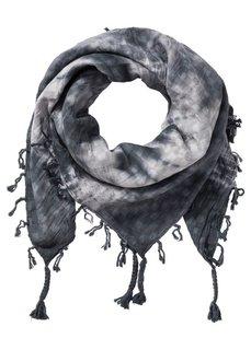 Платок дизайна батик (синий) Bonprix