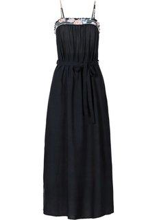 Платье (неоновый с цветочным принтом) Bonprix