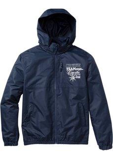 Куртка Regular Fit для непогоды (бирюзовый) Bonprix