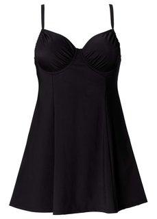 Купальное платье, чашка B (цвет фуксии) Bonprix