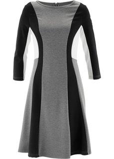Платье дизайна Maite Kelly с рукавом 3/4 (нежно-голубой/сапфирно-синий/с) Bonprix