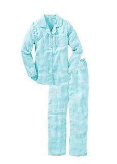 Пижама (розовый/белый) Bonprix