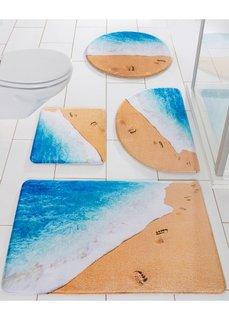 Коврик для ванной Элиас (синий) Bonprix