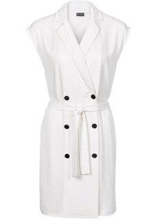 Платье в деловом стиле (сапфирно-синий) Bonprix
