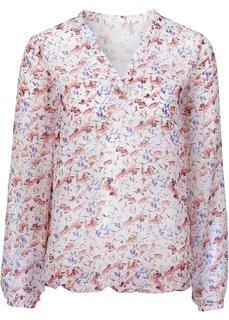Блузка (ярко-розовый фламинго) Bonprix