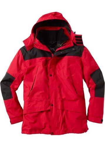 Куртка 3 в 1 (черный)